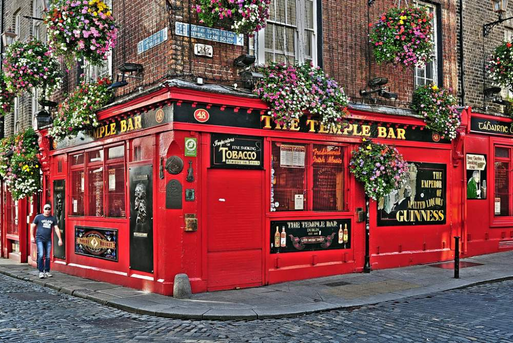 Dublin: Temple BAR